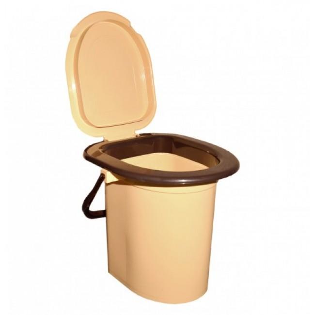 U06095 Portable toilet 12l